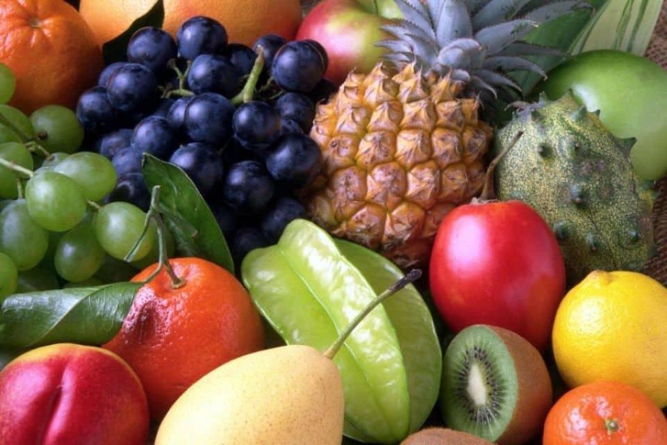 soñar con frutas exoticas