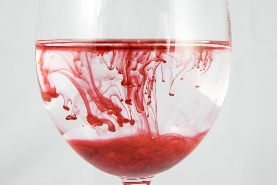 Soñar con sangre menstrual