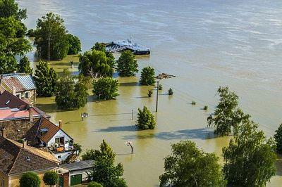 soñar con inundación de agua de mar