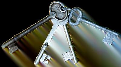 soñar con llaves antiguas
