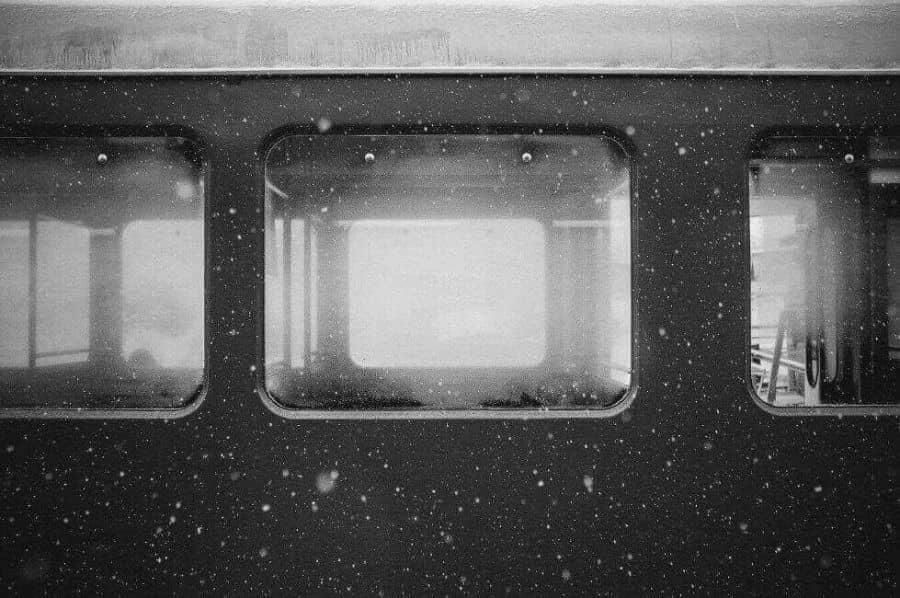 Soñar con un tren con muchos vagones