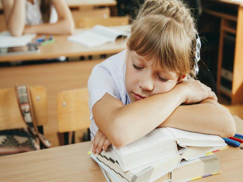 Soñar con ir a la escuela