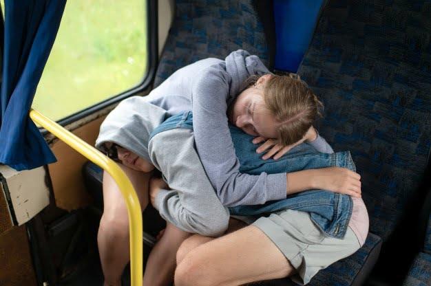 Soñar con viajar en autobús