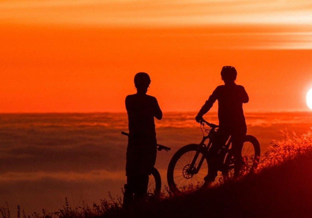 Soñar con montar en bicicleta